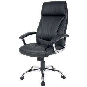 Realspace bureaustoel praag zwart viking direct nl for Sillas oficina alcampo