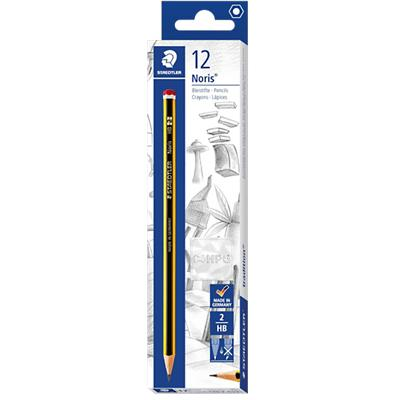STAEDTLER Noris Potlood HB Grafiet 12 Stuks