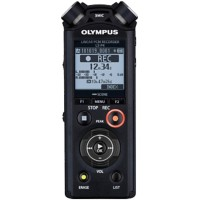Olympus Linear PCM Audio recorder LS-P4 zwart