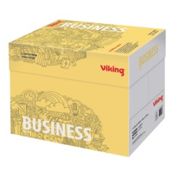 Viking Business Papier A4 80 g/m² Wit 2500 vel