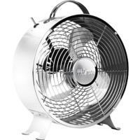 Tristar Bureau ventilator Retro VE-5967 Wit