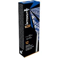 BIC Intensity Fineliner Medium 0.7 mm Zwart Pak van 12