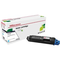 Originele Office Depot Kyocera TK5140C Tonercartridge Cyaan