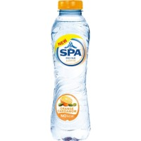 Spa Mineraalwater Reine Subtile Orange, kardamom 6 Flessen à 500 ml