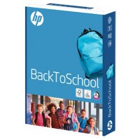HP Back to school Printpapier A4 80 g/m² Wit 500 Vellen