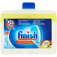 Finish Vaatwasmachine reiniger Citroen 250 ml