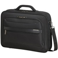 "Samsonite Laptop tas Vectura EVO Office Plus 17.3 "" Polyester, polyurethaan Zwart 9,5 x 32 x 44 cm"
