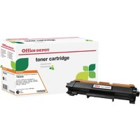Office Depot Compatibel Brother TN2420 Tonercartridge Zwart