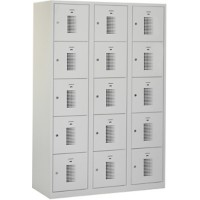 Locker Grijs ceha nht180315v7035locker