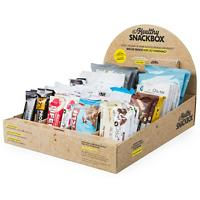 the Healthy SNACKBOX Snacks Navulling Large 100 Stuks