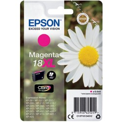 Epson 18XL Original Inktcartridge C13T18134012 Magenta
