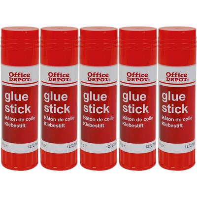 Office Depot Lijmstift 40g Pak van 5