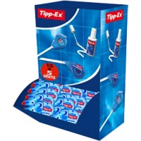 Tipp-Ex Correctie Tape Roller Pocket Mouse 4,2mm x 10m Wit pak van 20