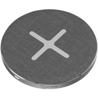 XLayer Draadloze Oplaad Pad 217394 Space Grey