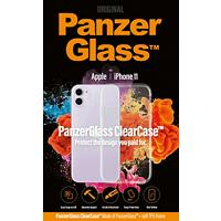 PanzerGlass Telefoonhoes iPhone 11 Transparant