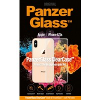 PanzerGlass Telefoonhoes iPhone X/XS Transparant