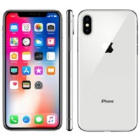Forza Refurbished Apple iPhone X Zilver A-Grade 5,8 inch