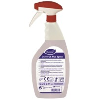 Diversey Desinfectiemiddel Spray CE Plus Wit 6 Flessen van 750 ml