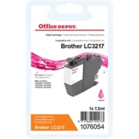 Office Depot Compatibel Brother LC-3217M Inktcartridge Magenta