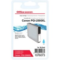 Office Depot Compatibel Canon PGI-2500 Inktcartridge Cyaan