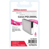 Office Depot Compatibel Canon PGI-2500 Inktcartridge Magenta