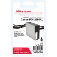 Office Depot Compatibel Canon PGI-2500XL Inktcartridge Zwart