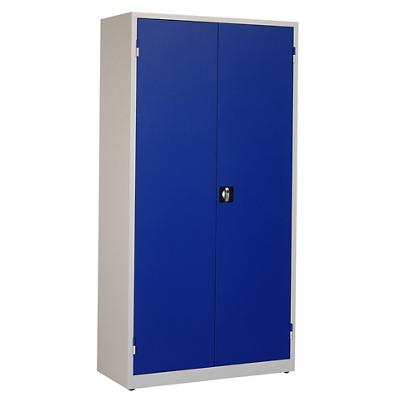 Heavy Duty Kast DMCH 195 Blauw, Wit 1000 x 450 x 1950 mm