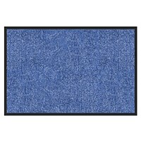 Color Your Life Droogloopmat Rhine Polyamide Blauw 1800 x 1200 mm