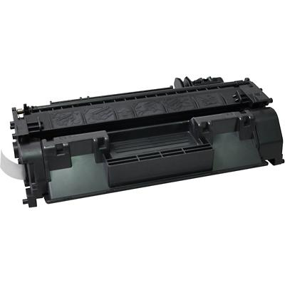 Tonercartridge Compatibel HP 505A-XL-NTS Zwart