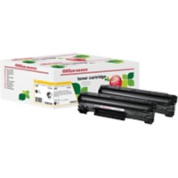Office Depot Tonercartridge Compatibel TBD2 Zwart