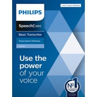 Philips SPEECHEXEC BASIC TRANSCRIBE-SOFTWARE 11