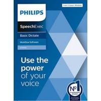 Philips SPEECHEXEC BASIC DICT-SOFTWARE 11