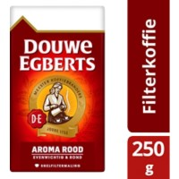Douwe Egberts Aroma rood Snelfilterkoffie 250 g