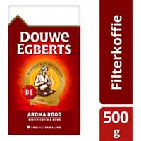 Douwe Egberts Aroma rood Snelfilterkoffie 500 g