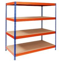 office marshal Breedvakstelling Blauw, oranje 2.000 x 1.500 x 6.00 mm