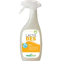 GREENSPEED by ecover Desinfectiemiddel Spray Lacto Des 6 Stuks à 500 ml