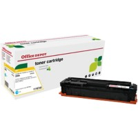 Compatibel Office Depot HP 205A Tonercartridge CF531A Cyaan