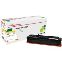 Compatibel Office Depot HP 203X Tonercartridge CF533A Magenta