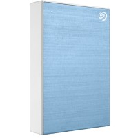 Seagate 4 TB Externe Draagbare Harde Schijf One Touch Blauw