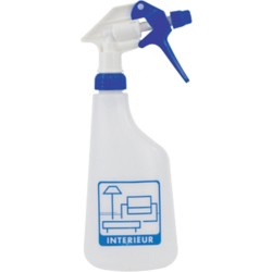 BETRA Spray Transparant, blauw 600 ml