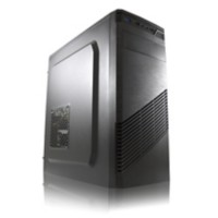 Joy-IT Desktop Server 2 Intel Core i7-10700K 32GB GDDR4 256GB SSD 4TB HDD Zonder OS Intel UHD-Graphics 630 Zwart