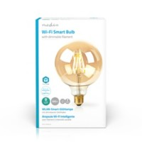 NEDIS LED Filament Lamp SmartLife E27 5 W 500 LM Warm wit