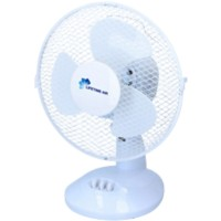 LIFETIME AIR Tafelventilator Wit 23 cm