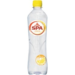 Spa Mineraalwater Touch of Lemon 12 flessen à 500 ml