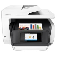 HP Officejet Pro 8720 Kleuren Inkjet Multifunctionele printer A4