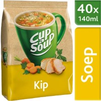 Cup-a-Soup Dispenserzak Kip 653 g