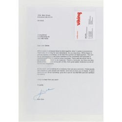 Office Depot Documentmappen A4 Transparant polypropyleen drukknopsluiting 23,5 x 33,5 cm 5 stuks
