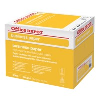 Office Depot Business Big Box Multifunctioneel papier A4 80 gsm Wit 2500 Vellen