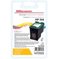 Office Depot Compatibel HP 344 Inktcartridge C9363EE 3 kleuren