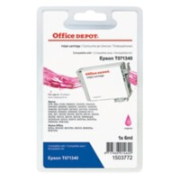Office Depot Compatibel Epson T0713 Inktcartridge T071340 Magenta